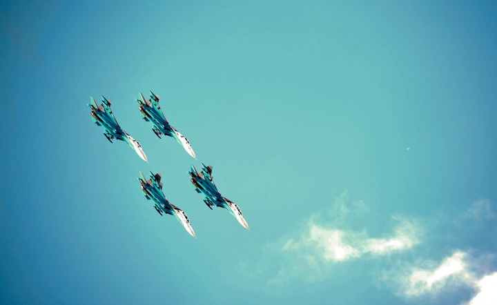 День Военно-воздушных сил (День ВВС) России - 12